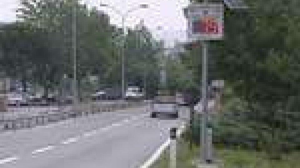 San Marino - 171 Km/h sulla superstrada: fermato sammarinese