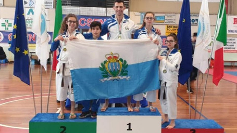 11° Coppa Karate Tolentino Marche C.S.E.N