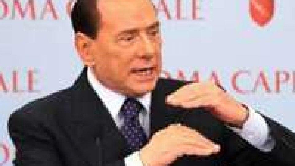Tangenti, attaccato Berlusconi