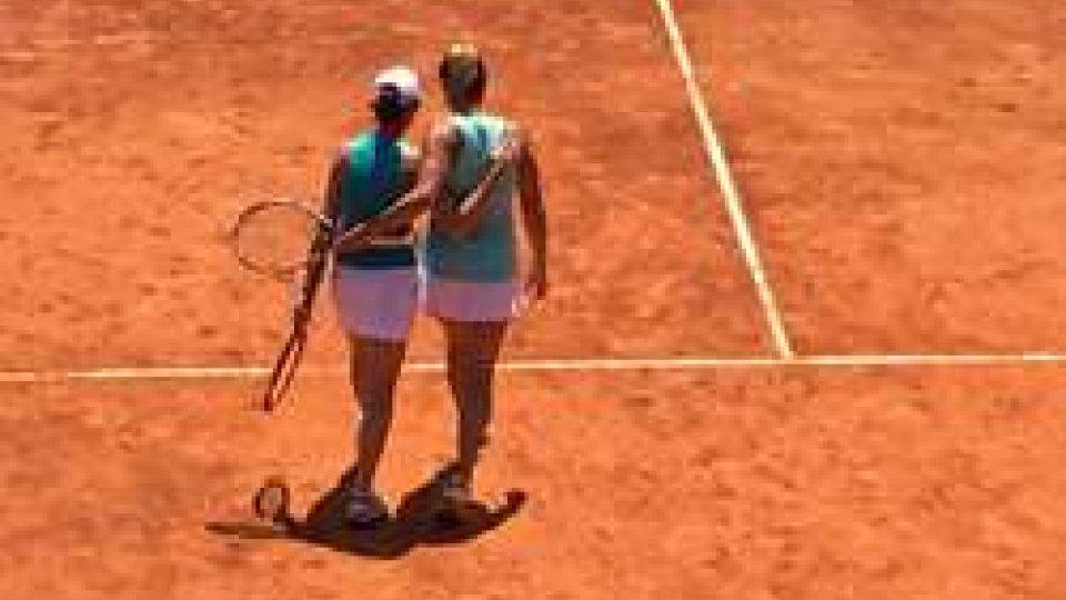 Tennis: Barbieri e Agarici di bronzo nel doppio femminileTiro con l'arco: la squadra maschile è d'Argento nel compound