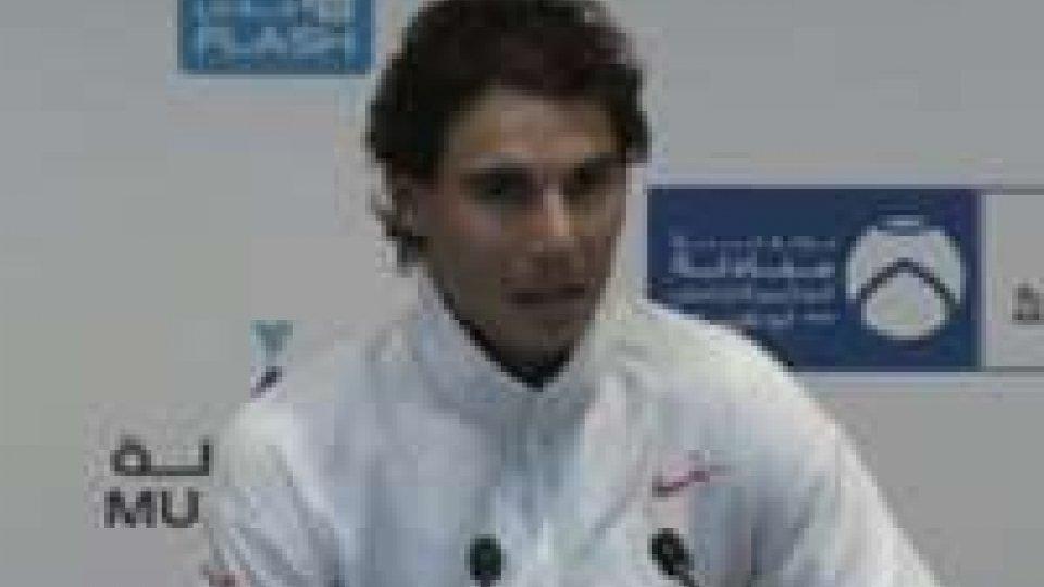 Tennis: Nadal chiude la stagione al numero unoTennis: Nadal chiude la stagione al numero uno
