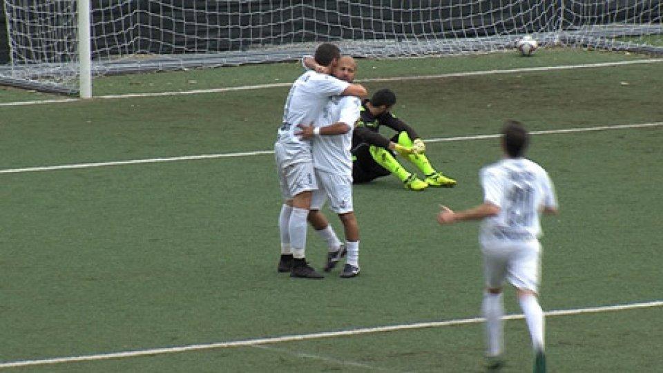 La Fiorita batte 2-1 in rimonta la FolgoreLa Fiorita batte 2-1 in rimonta la Folgore