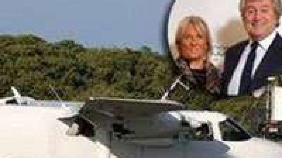 Missoni: testimone dice di aver visto cadere l'aereo
