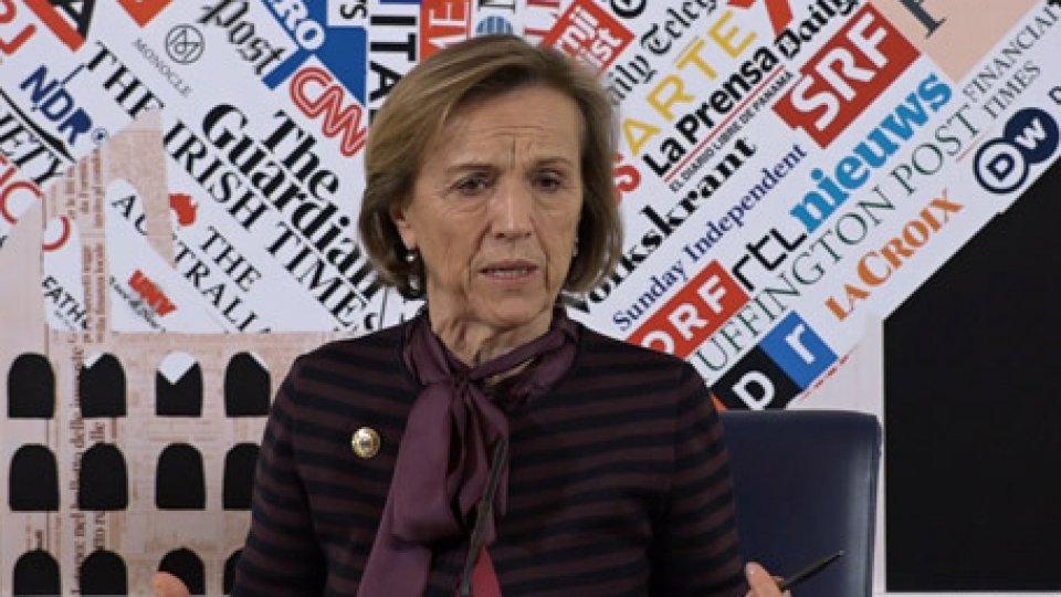 """Elsa ForneroFornero: """"La nostra riforma pensava al futuro, quella dell'attuale governo invece alle prossime elezioni europee"""""""
