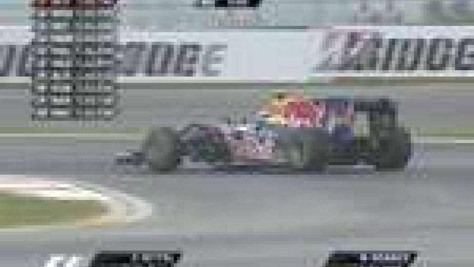 Formula 1, nelle libere del Brasile le Red Bull davanti a tutti