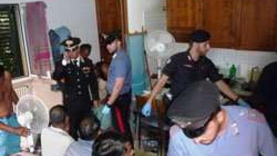 nuovi controlli dei Carabinieri contro l'abusivismo commerciale