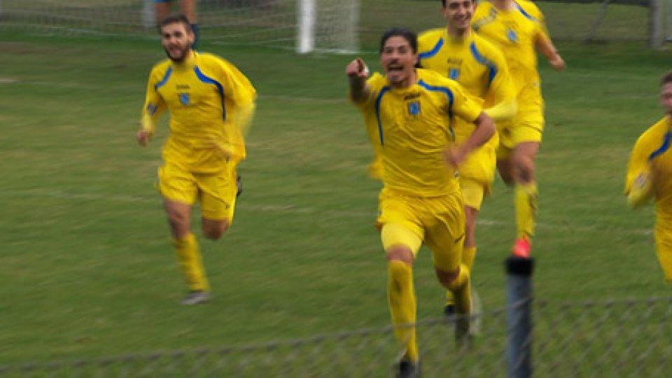 """Gol di GuarinoSerie D: pareggio """"beffa"""" per il San Marino, è 1-1 con il Calvina"""