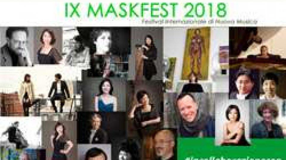 Maskfest, inaugurazione questa sera con musiche dell'ottocento e novecento
