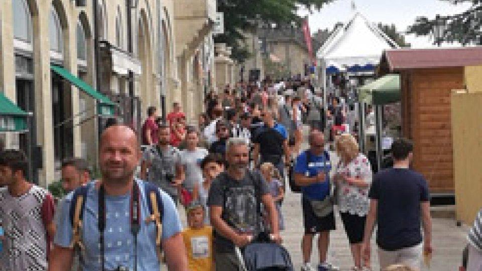 In 30000 a San Marino Comics Festival 2018