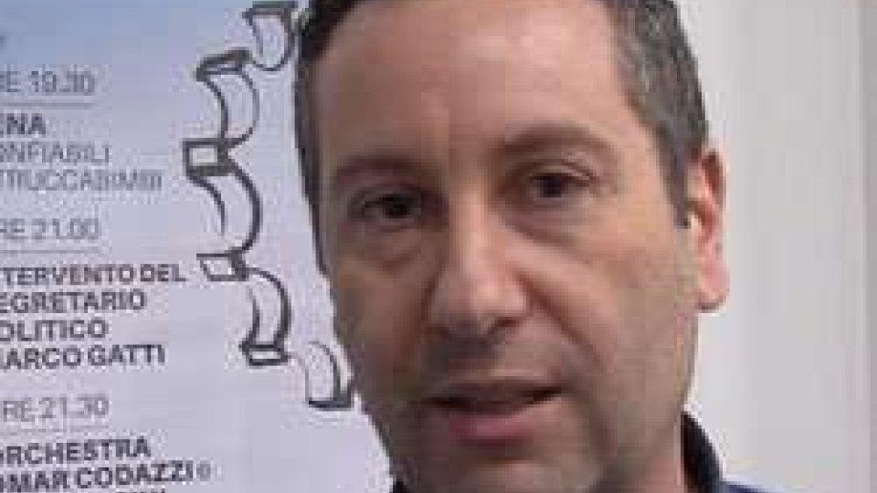 L'attacco di Marco Gatti:  sull'attacco a San Marino devono intervenire i vertici della Guardia di Finanza e dell'Agenzia delle entrate.Gatti all'attacco:  devono intervenire i vertici di Gdf e Entrate