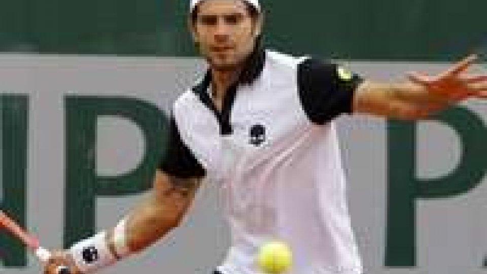 Tennis: Wimbledon, a ripresa match Bolelli ko 6-4 al quinto