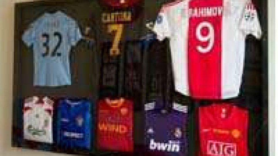 """Bergamo: inaugurata la '""""Football Space Gallery"""""""