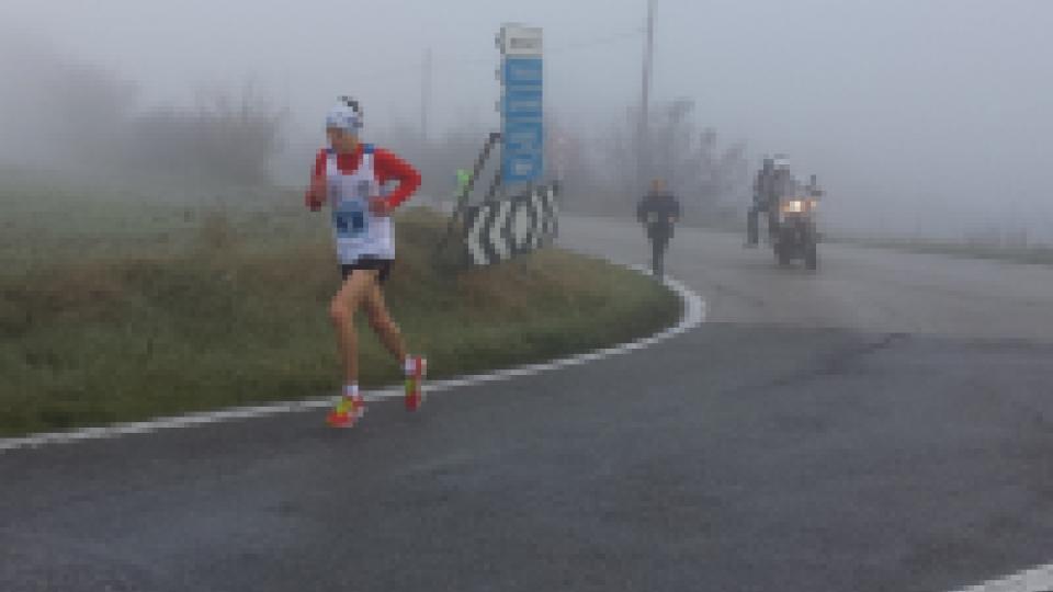 Borghesi e Ricci si prendono la Maratonina dei record.Borghesi e Ricci si prendono la Maratonina dei record