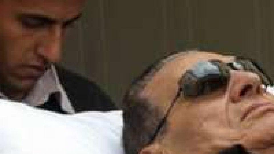 Egitto. Molto gravi le condizioni dell'ex presidente Mubarak
