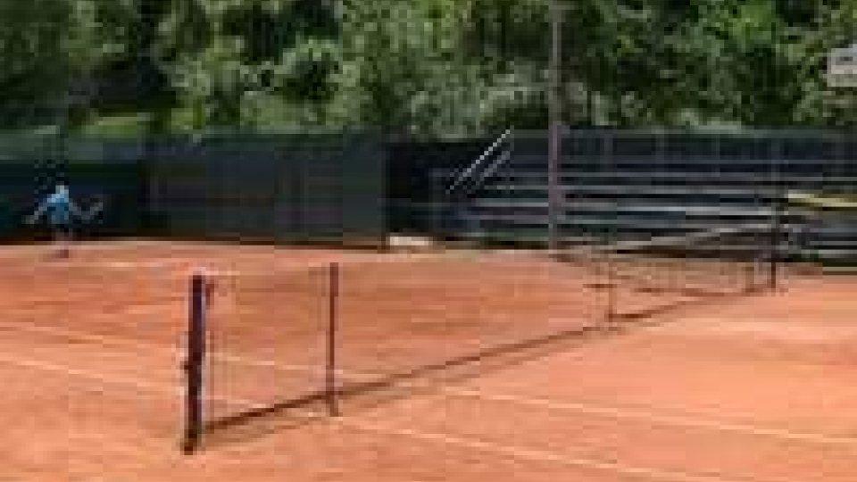San Marino - Tennis. Prosegue con le qualificazioni il 1° Trofeo Euro CommercialBank