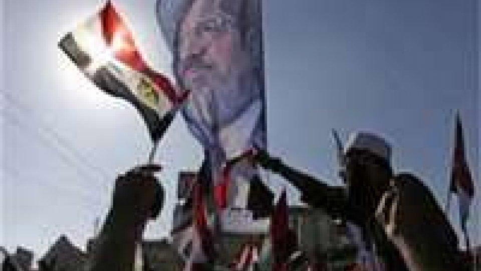 Golpe in Egitto, Morsi agli arresti