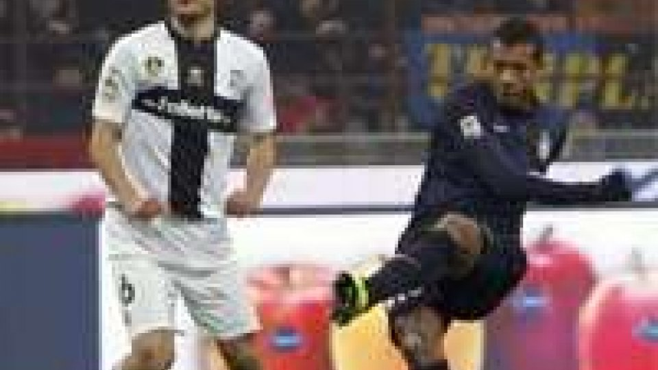 Serie A: Inter-Parma 3-3, nerazzurri abbonati al pariSerie A: Inter-Parma 3-3, nerazzurri abbonati al pari