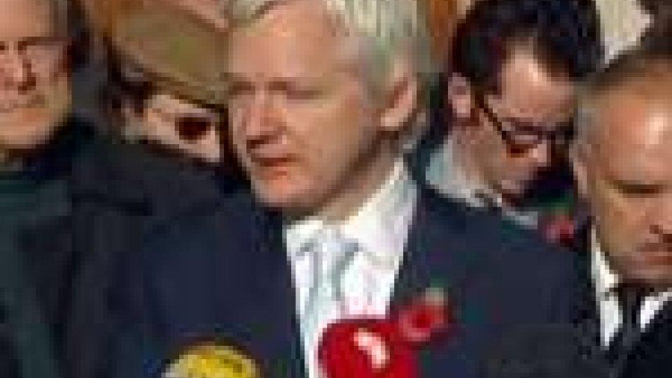 Sempre più vicina l'estradizione in Svezia per Julian Assange