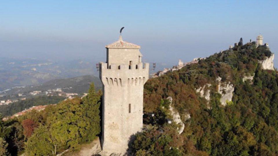 """La torre MontaleConfische: il tesoro """"sconosciuto"""" di San Marino"""