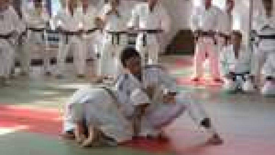 Judo: Karim Gharbi 3° assoluto a Vittorio Veneto