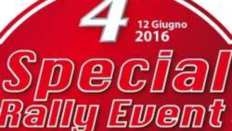Domenica 12 giugno il 4° Special Rally Event