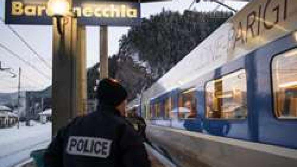 Stazione Bardonecchia (@corriere)
