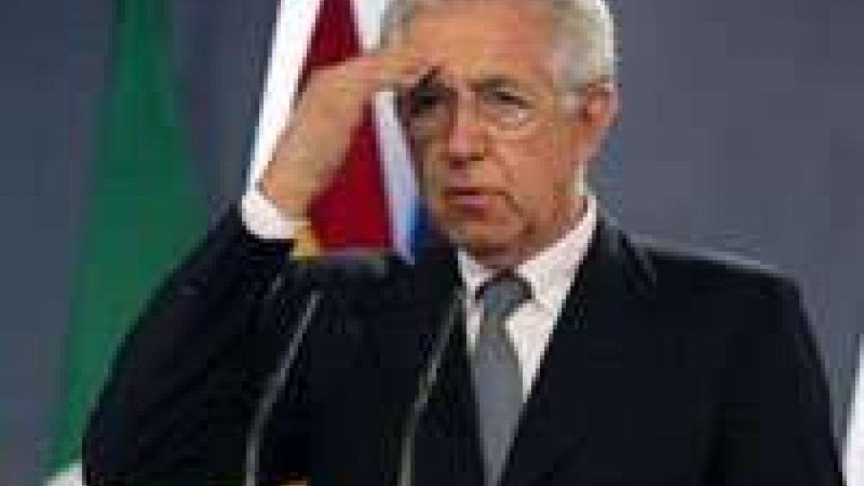 Governo: Monti incontra Fini, poi ultimo Cdm prima delle ferie?