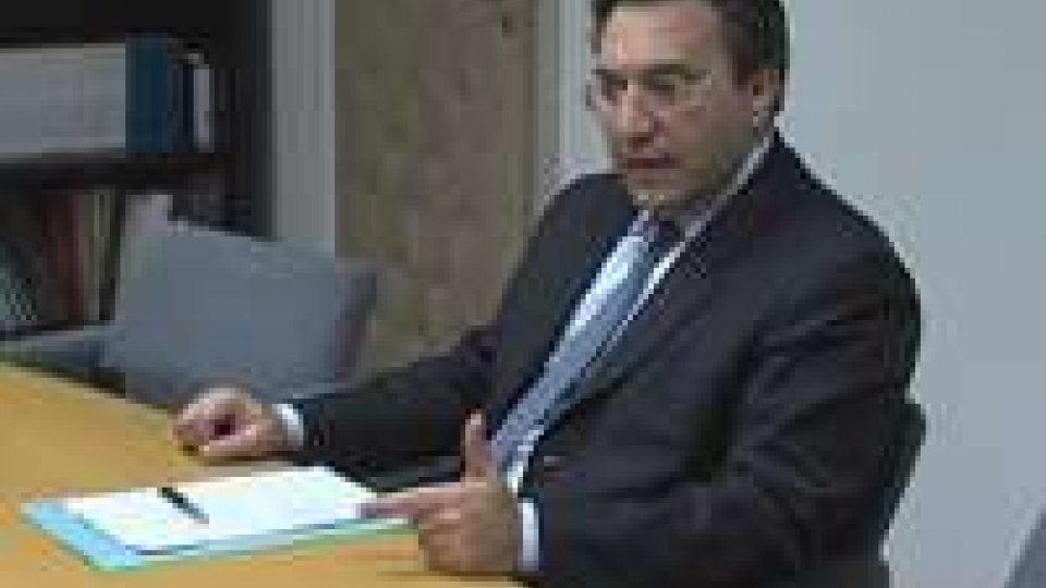 San Marino: Mussoni, i ticket sanitari non saranno in finanziariaSan Marino: Mussoni, i ticket sanitari non saranno in finanziaria