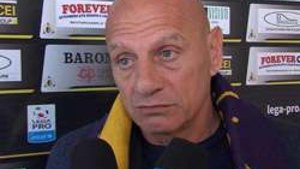 Alberto CavasinIl Santarcangelo ha presentato il nuovo tecnico Alberto Cavasin