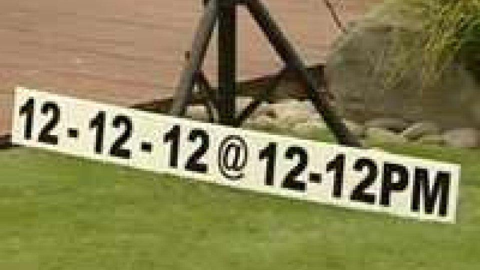 La cabala dietro il 12-12-12La cabala dietro il 12-12-12