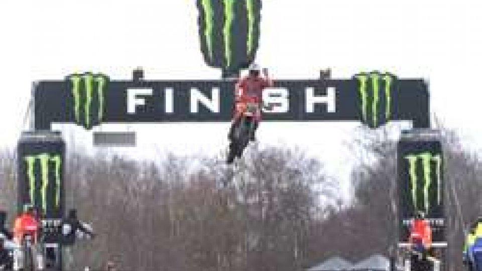 Motocross, Herlings fa il pieno nel GP d'Europa ed è solo in vetta
