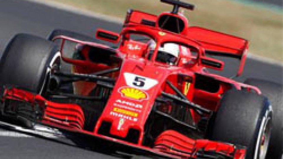 Vettel vince a Silverstone