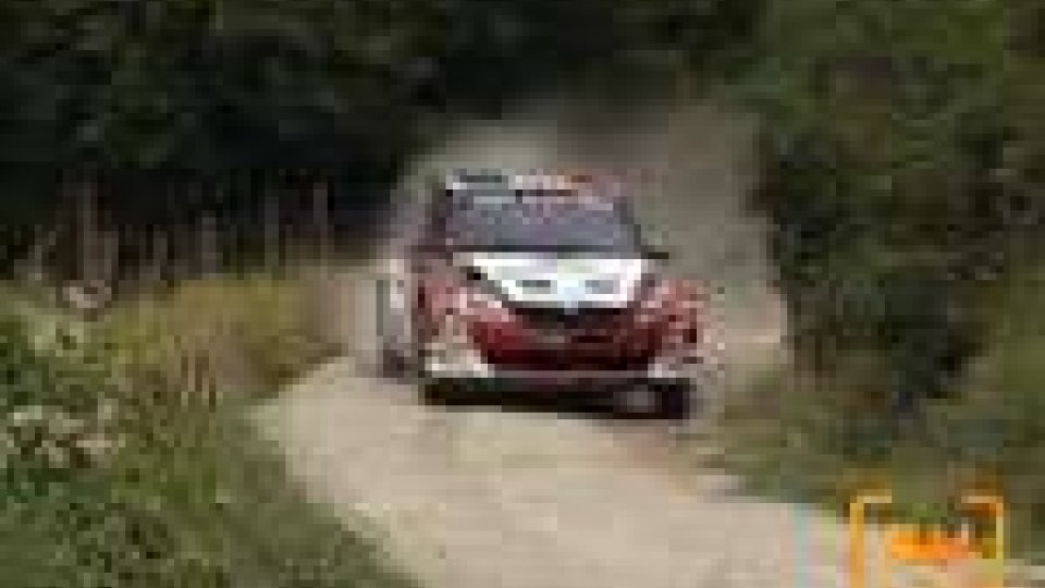 Rally San Marino: trionfa Andreas Mikkelsen