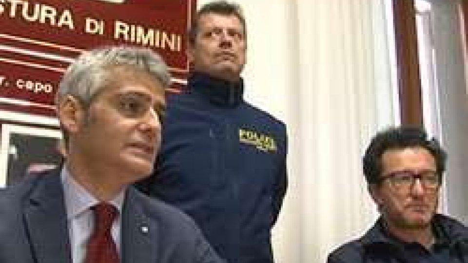 Questura RiminiRimini: sette arresti all'alba per venti tra furti e rapine