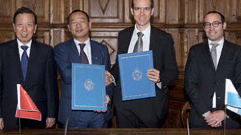 Intervista al Segretario Zafferani all'amministratore Zte Hu KunAntenne e tlc: firmato il nuovo memorandum d'intesa con Zte. Le interviste