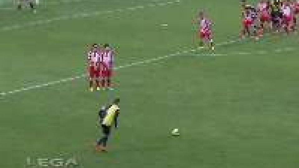 Lega Pro: Forlì-Santarcangelo 0-2Lega Pro: Forlì-Santarcangelo 0-2