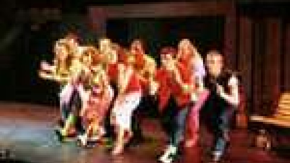 Al Teatro Nuovo di Dogana in scena 'Grease'