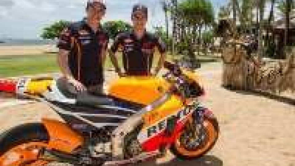 Bali svela la nuova Honda