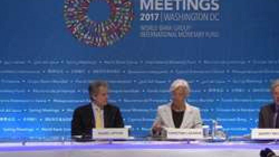 San Marino al Fmi: il bilancio della partecipazione agli Spring MeetingsSan Marino al Fmi: il bilancio della partecipazione agli Spring Meetings