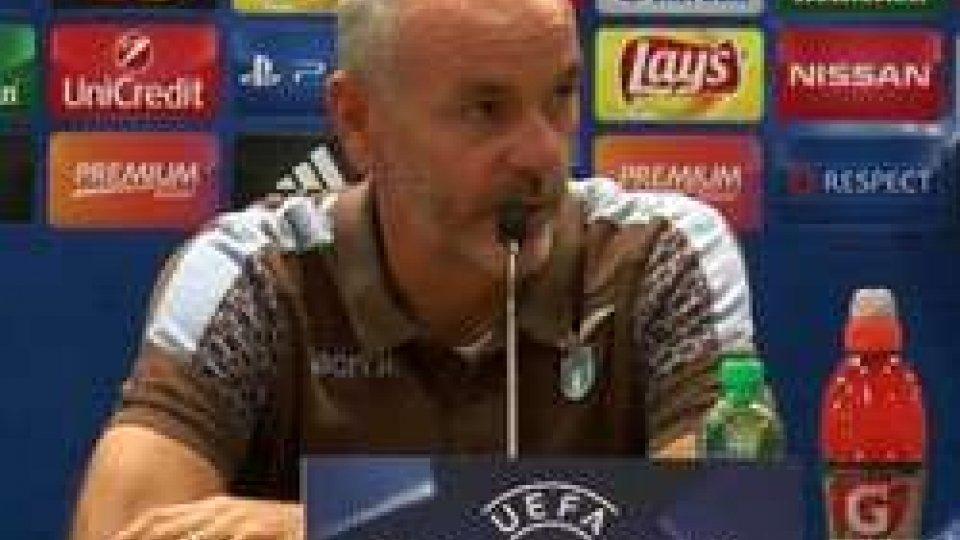 Stefano PioliLa Lazio si gioca la Champions