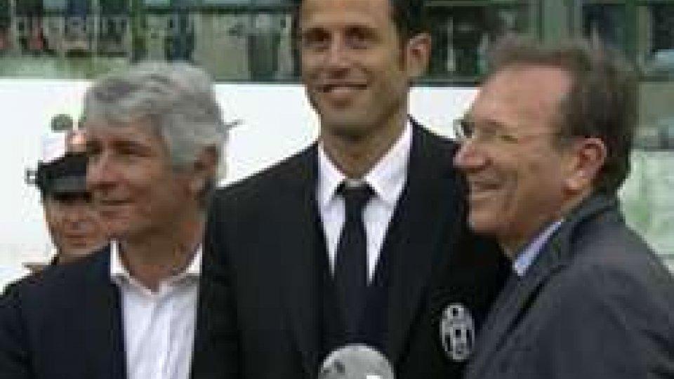 Fabio GrossoTorneo Viareggio: vince la Juventus in finale con il Palermo