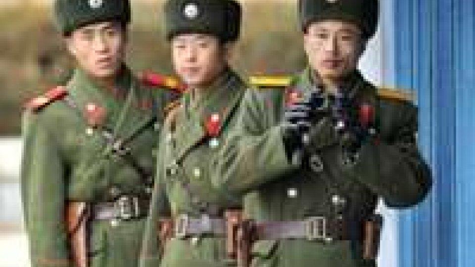 Sale la tensione tra le due Coree