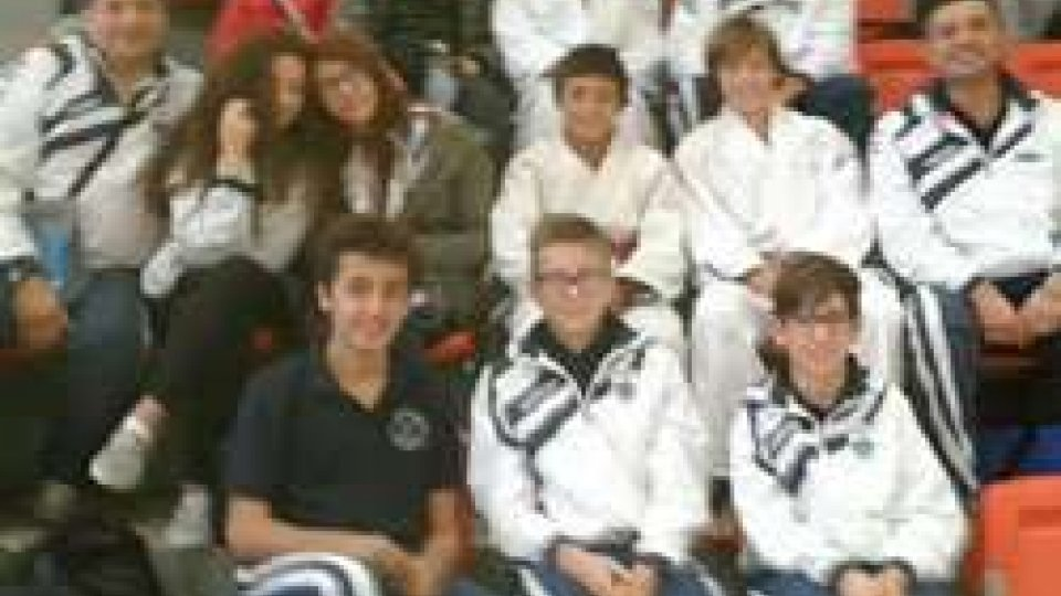 Judo Club San Marino: tante medaglie a Senigallia