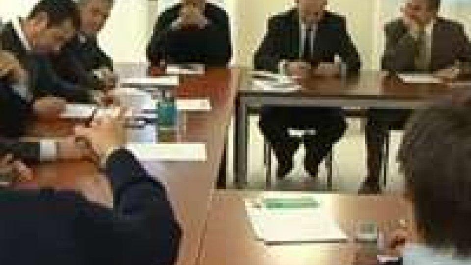 Bilancio: iniziano gli incontri della maggioranza