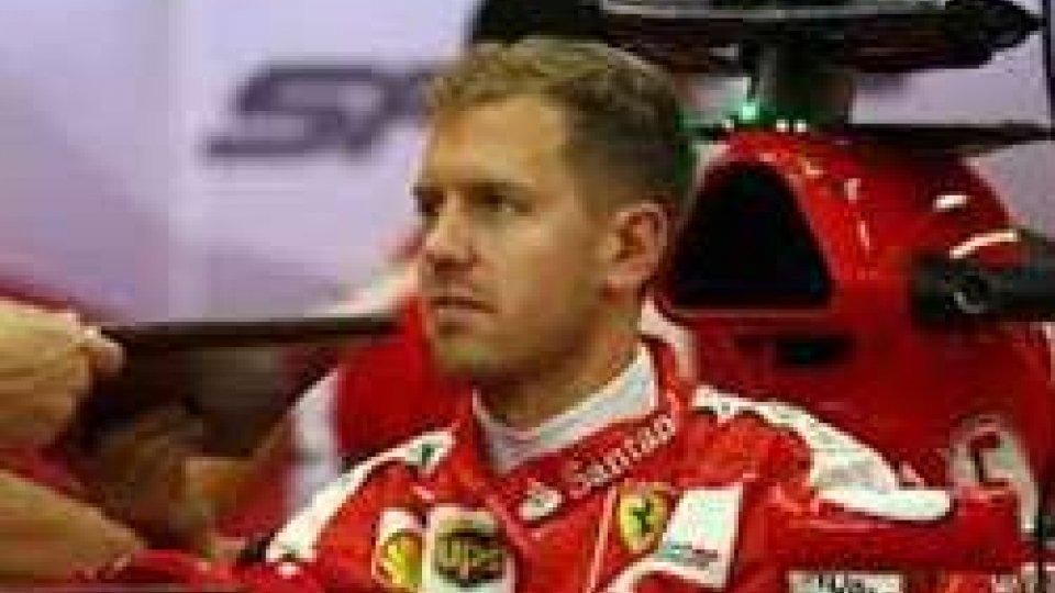 Fulmine Vettel, la Ferrari rivede la pole