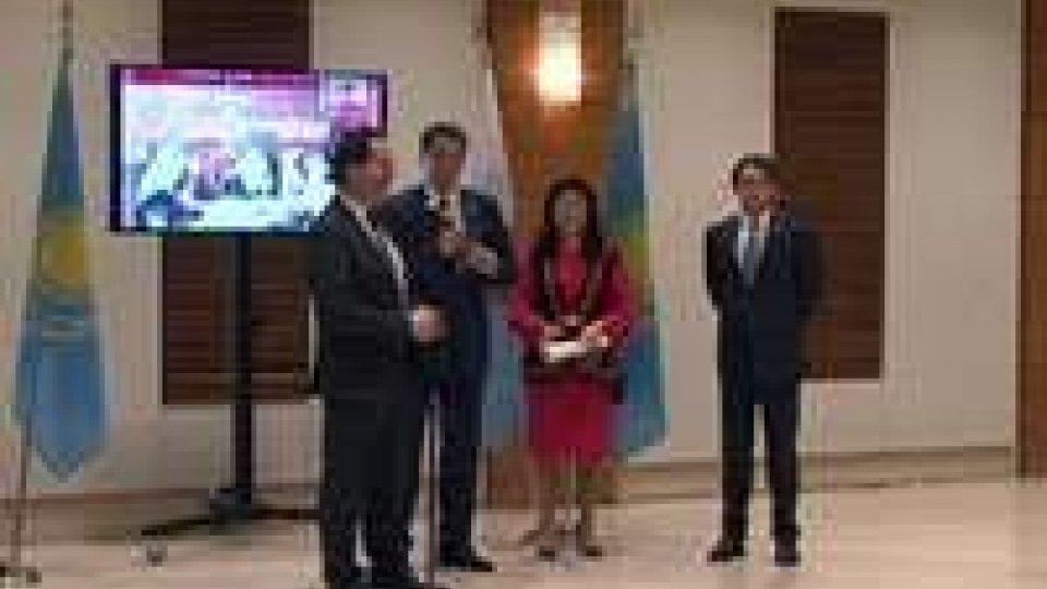 23 anni di indipendenza per il Kazakistan: l'intervista a Andrian Yelemessov