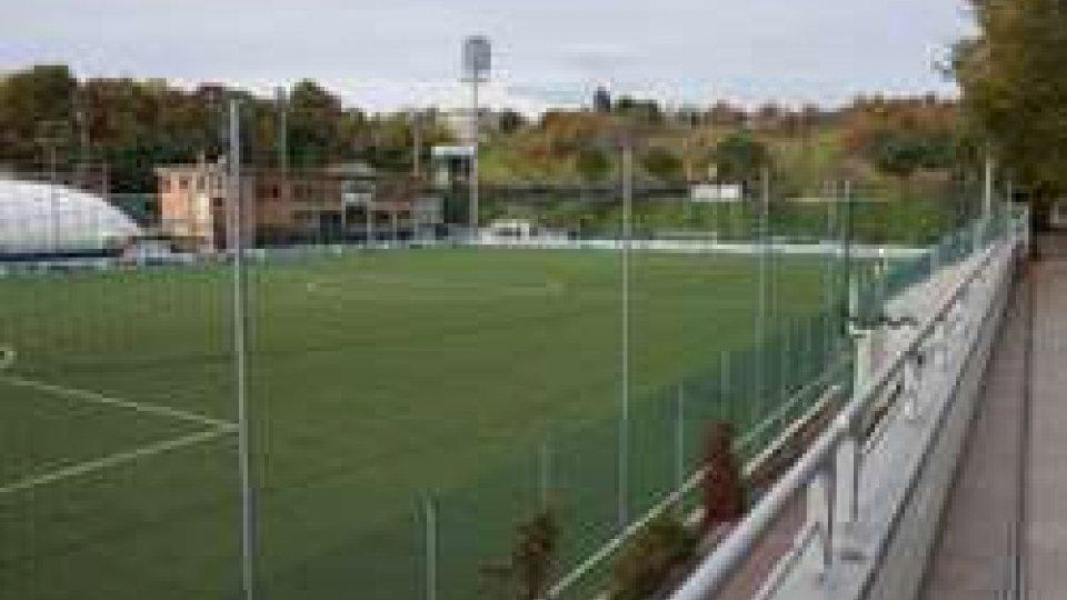 Il campo sportivo di Fonte dell'OvoCalcioscommesse: bufera a San Marino