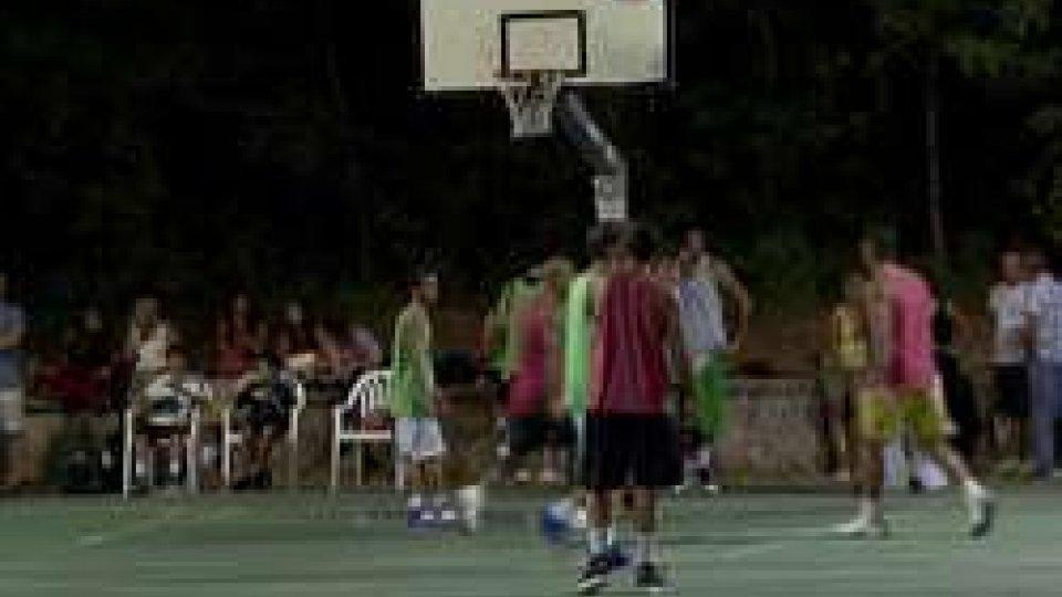 UpperbasketUpperbasket a San Marino fa il pieno di entusiasmo