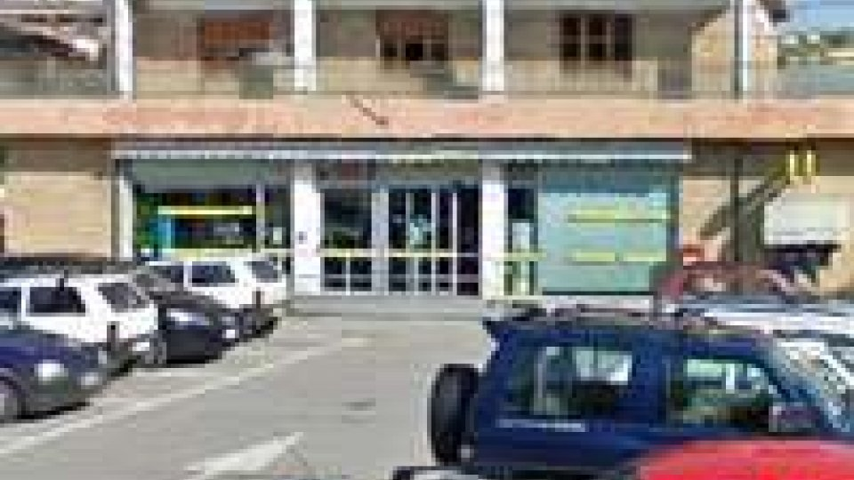Novafeltria: arrestato 54enne per la rapina all'ufficio postale di Secchiano