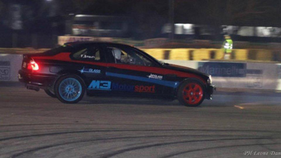 Per la Scuderia San Marino divertimento puro al 6° Rally Drift Show